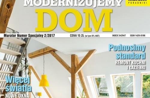 """Wydanie specjalne """"Modernizujemy Dom"""""""
